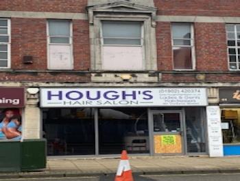 Victoria Street Wolverhampton Retail Premises To-Let