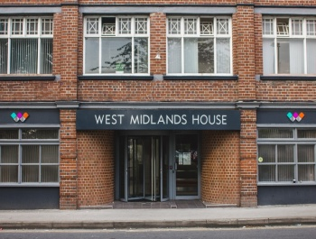 Gypsy Lane, Wolverhampton, ,Serviced Office,For Rent,West Midlands House ,Gypsy Lane ,1041