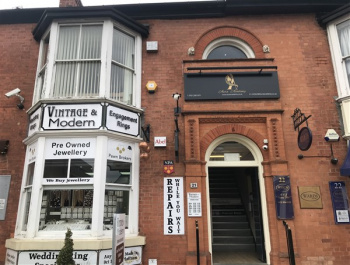 Office to-let jewellery quarter hockley