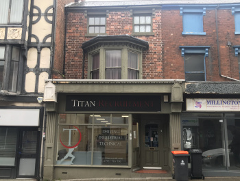 Commercial Property To-Let Walsall Town Centre
